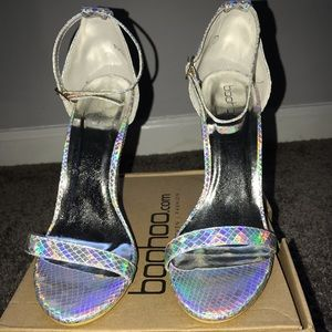c77f7982c11 Women Hologram Heels on Poshmark
